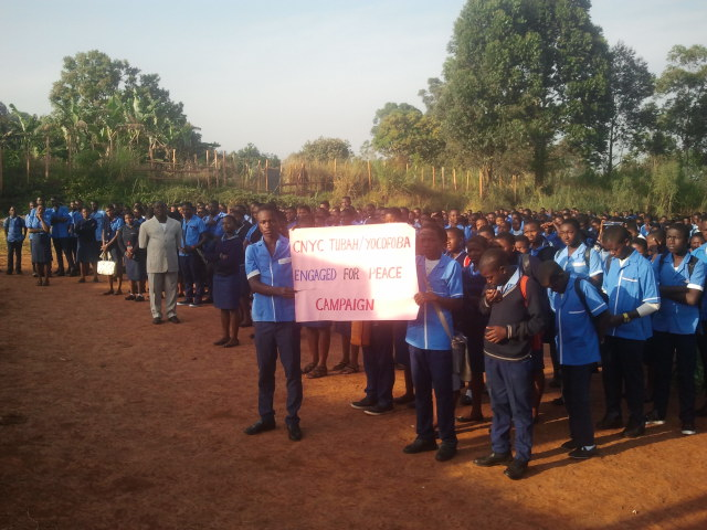 Peace Sensitization Campaign against Violence and Extremism