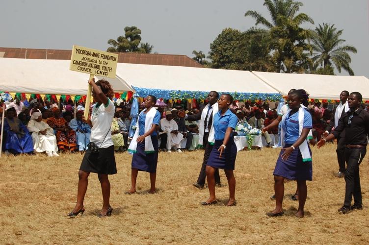 HIV/AIDS sensitization and voluntary screening