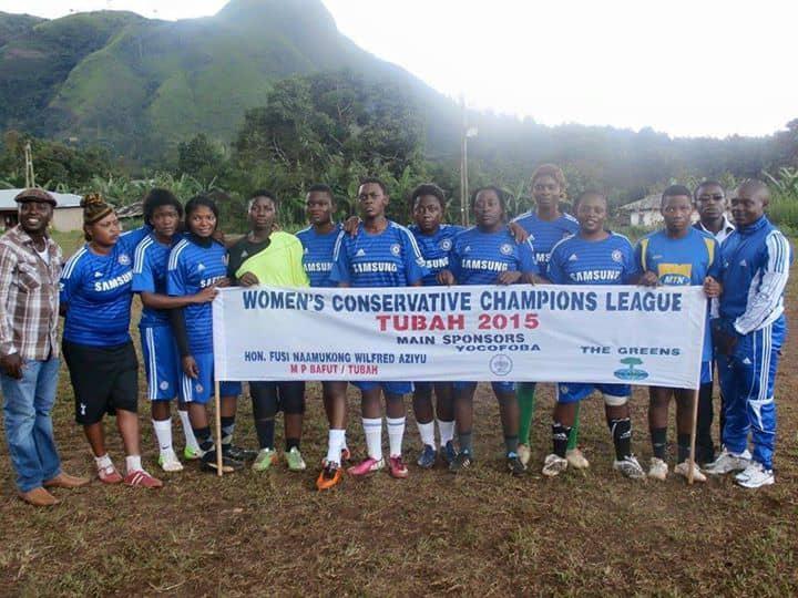 Female Conservative Champions League